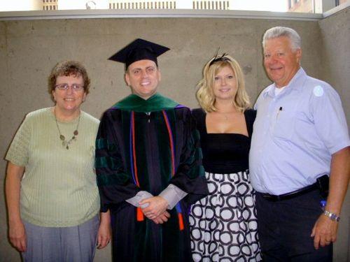 Dan Grad Ceremony