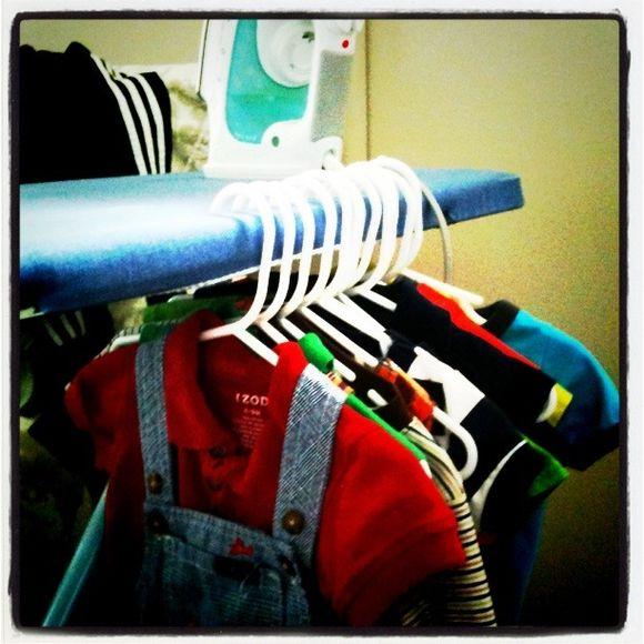 Baby Laundry!